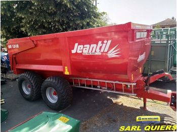 Jeantil BR 12-18 - farm tipping trailer/ dumper