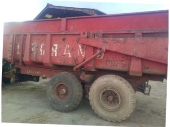Legrand BL 14 - farm tipping trailer/ dumper
