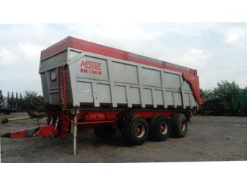Macer BM 30 - farm tipping trailer/ dumper