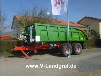 Pronar T 669/1 - farm tipping trailer/ dumper