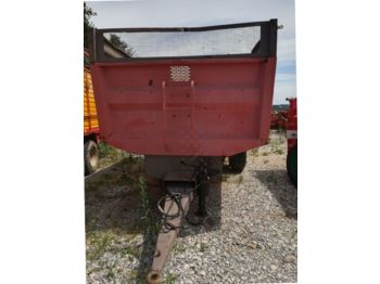 Siam GTX 110 - farm tipping trailer/ dumper