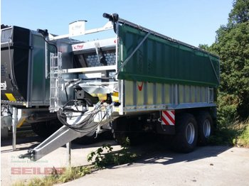 Fliegl ASW 271 Compact FOX TOP LIFT LIGHT 35m³ - farm trailer