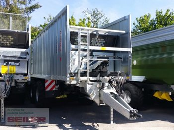 Fliegl ASW 281 Gigant FOX 45 m³ - farm trailer