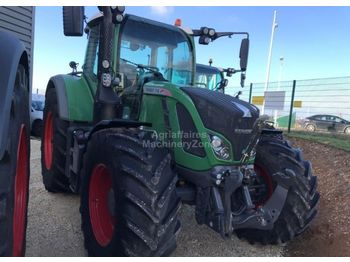 Fendt 716 PROFI PLUS - wheel tractor
