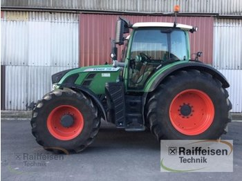 Fendt 718 Profi - wheel tractor