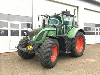 Fendt Vario 724 SCR Profi Plus - wheel tractor