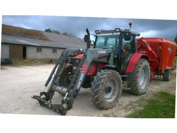 Massey Ferguson 6290 wheel tractor, 1999, 18559 GBP for sale at