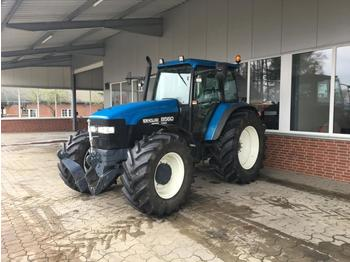 New Holland 8560 - wheel tractor