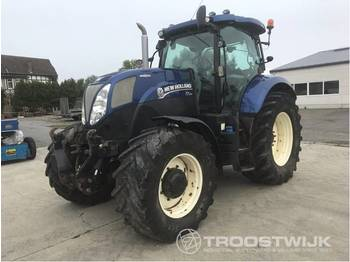 Wheel tractor New Holland New Holland T7210 T7210: picture 1