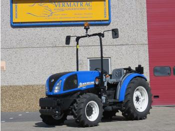 New Holland T3.80F - wheel tractor
