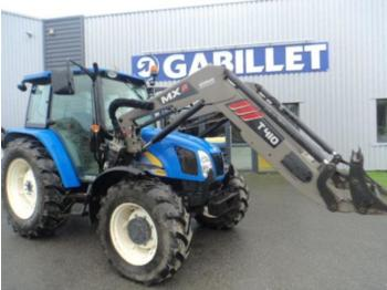 Wheel tractor New Holland T5050