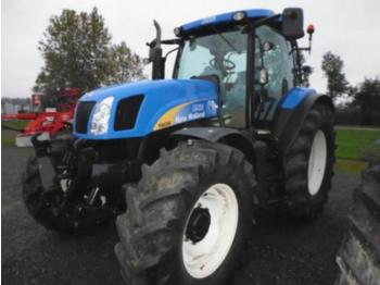 Wheel tractor New Holland T6050