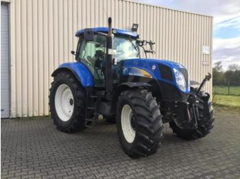 Wheel tractor New Holland T6090 RC
