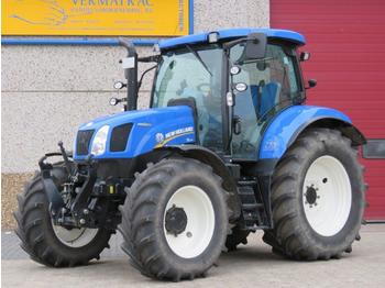 New Holland T6.140 AC - wheel tractor