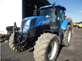 Wheel tractor New Holland T7185