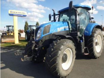 Wheel tractor New Holland T7210