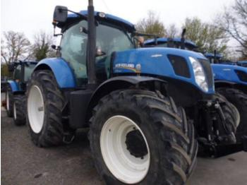 Wheel tractor New Holland T7270