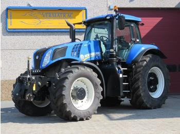 New Holland T8.435 - wheel tractor