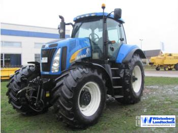 New Holland T 8040 - wheel tractor