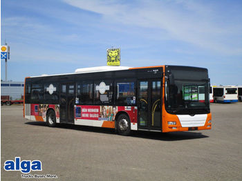City bus MAN Lions City, A 21, Euro 4, Klima, Rampe