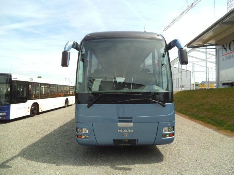 MAN R08 grüne Plakette ATG coach, 2005, 45750 GBP for sale at Truck1