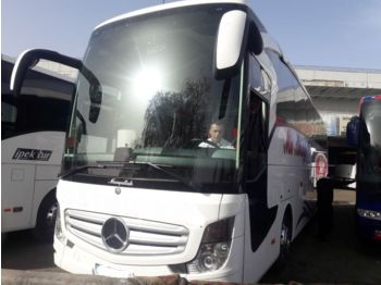 MERCEDES-BENZ TRAVEGO 15 SHD - coach