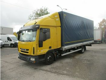 Curtain side van Iveco ML75E18