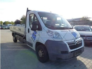 Open body delivery van CITROEN JUMPER