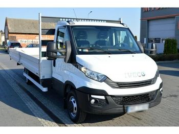 IVECO DAILY 50 C 18 - open body delivery van