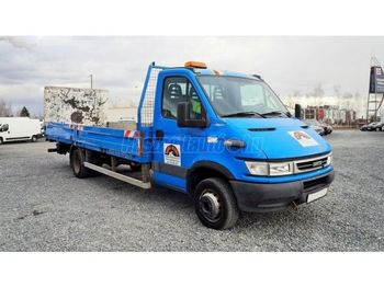 IVECO DAILY 65 C 17 Platós - open body delivery van