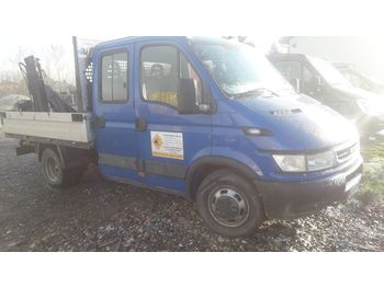 IVECO Daily 35C14 - open body delivery van