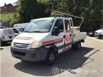 Iveco 35C12 Daily - open body delivery van