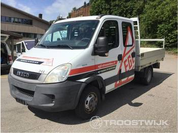 Iveco 35C13 Daily - open body delivery van