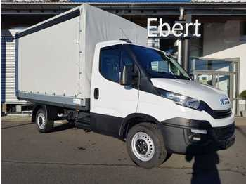 Iveco Daily 35 S 15 3.0 L Pritsche+Plane Klima+AHK  - open body delivery van