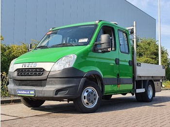 Iveco Daily 40 c 15, 3.0 dubbel cab - open body delivery van