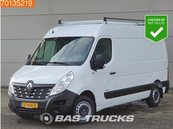 Panel van Renault Master 2.3 dCi 125PK Airco Cruise Navi Camera Imperiaal PDC L2H2 10m3 A/C Cruise control
