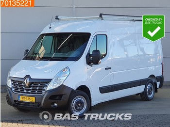 Panel van Renault Master 2.3 dCi Automaat Airco Navi Cruise Trekhaak L2H2 10m3 A/C Towbar Cruise control