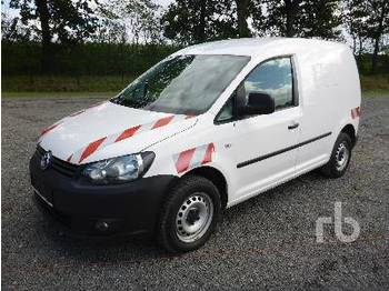 Panel van VOLKSWAGEN CADDY 4x2