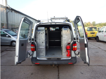 Panel van VW T5 Transporter 2,5l 4Motion - KLIMA - AHK Sortim