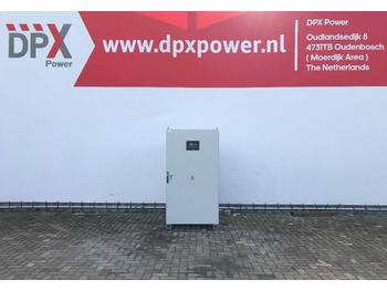 Construction machinery ATS Panel 2.500A - Max 1.730 kVA - DPX-27513