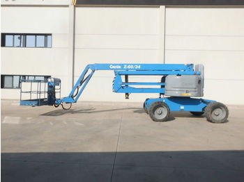 GENIE Z60/34 - articulated boom