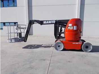 MANITOU 120AETJ - articulated boom