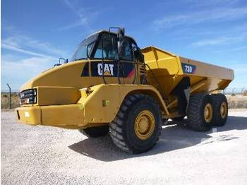 CATERPILLAR 730 6x6 - articulated dumper