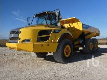 VOLVO A35F 6x6 - articulated dumper