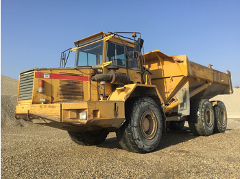 Volvo A30 - articulated dumper