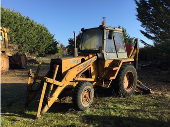 Case 580F - backhoe loader