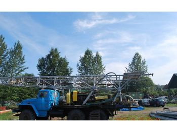 Fraste Multidrill MD / XL drilling rig, 2001 for sale at Truck1