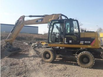 Wheel excavator CATERPILLAR CAT 313D