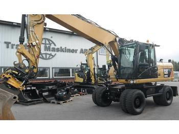Wheel excavator Caterpillar M 316 D