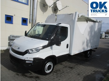 Iveco Daily 35S16 - closed box van